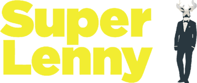 SuperLenny Casino logo