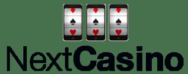 Next Casino logo